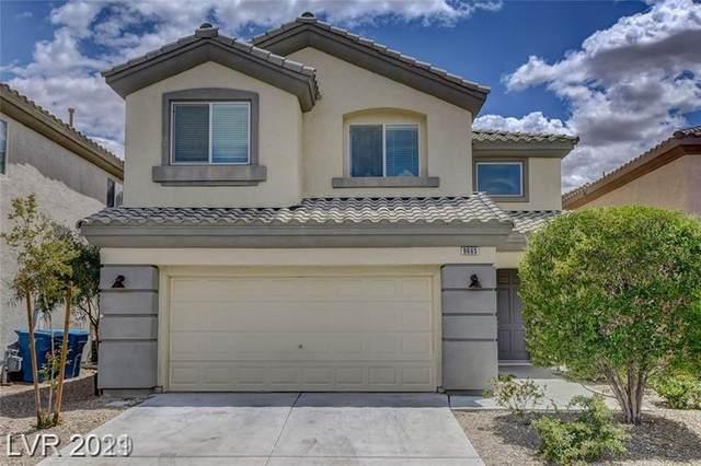 9665 Kampsville Avenue, Las Vegas, NV 89148 (MLS #2331562) :: Keller Williams Realty