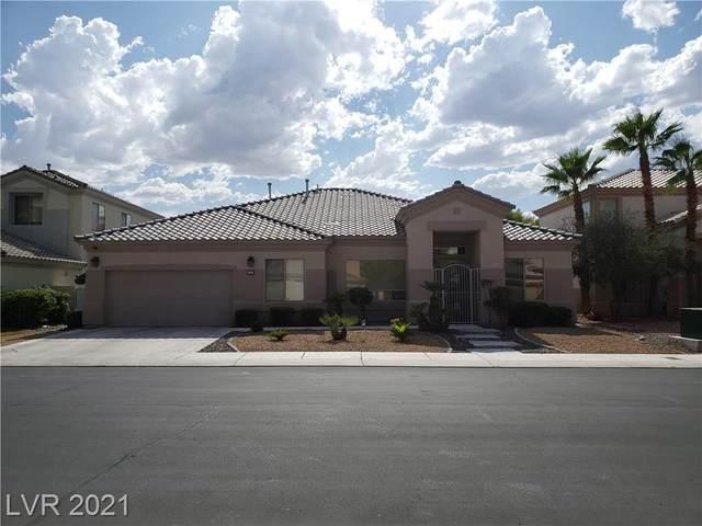 31 Sahalee Drive, Las Vegas, NV 89148 (MLS #2331567) :: The Melvin Team
