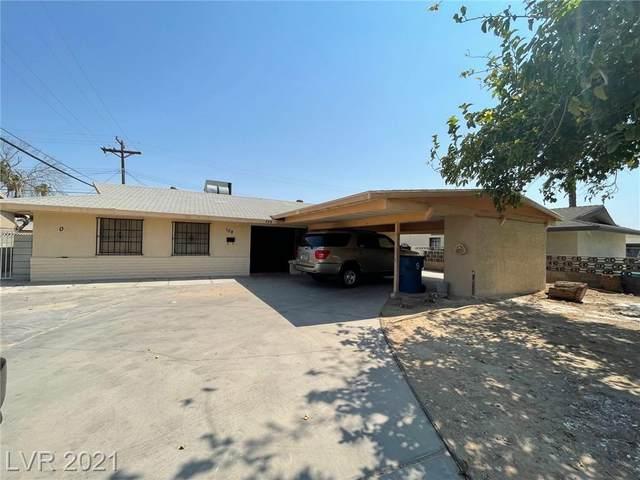108 N Lamb Boulevard, Las Vegas, NV 89110 (MLS #2331570) :: Signature Real Estate Group