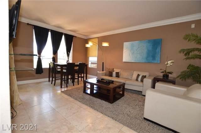 230 E Flamingo Road #217, Las Vegas, NV 89169 (MLS #2331572) :: Jeffrey Sabel