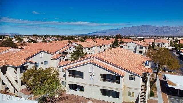1881 W Alexander Road #1064, North Las Vegas, NV 89032 (MLS #2331584) :: Alexander-Branson Team | Realty One Group