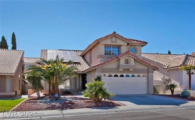 8241 Bermuda Beach Drive, Las Vegas, NV 89128 (MLS #2331600) :: Coldwell Banker Premier Realty