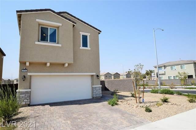 4743 Agave Cactus Street, North Las Vegas, NV 89031 (MLS #2331615) :: Keller Williams Realty