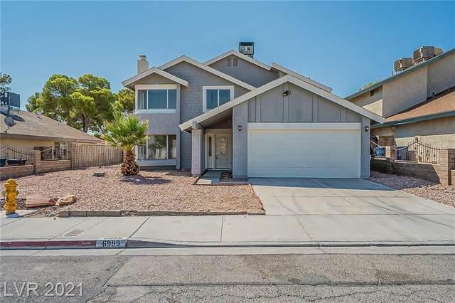 6999 Paddington Way, Las Vegas, NV 89147 (MLS #2331632) :: Coldwell Banker Premier Realty