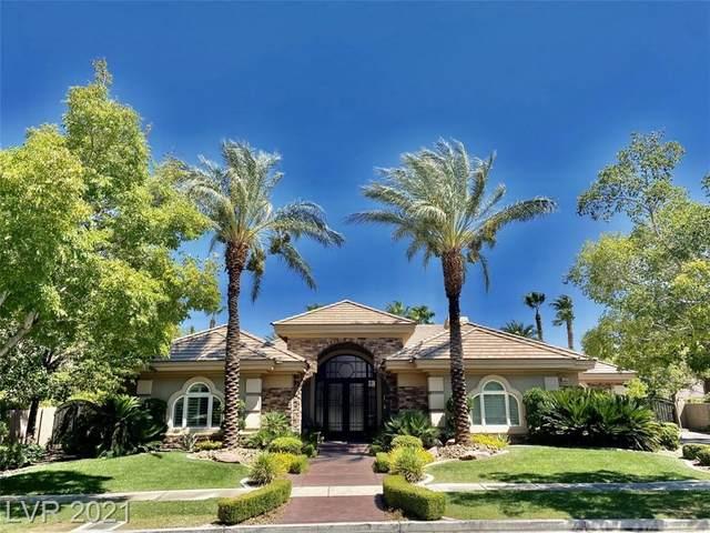 504 Royalton Drive, Las Vegas, NV 89144 (MLS #2331642) :: Coldwell Banker Premier Realty