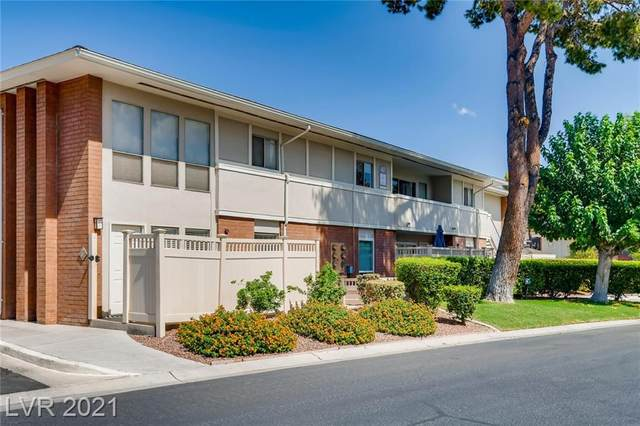 2838 Geary Place #4017, Las Vegas, NV 89109 (MLS #2331643) :: The Melvin Team