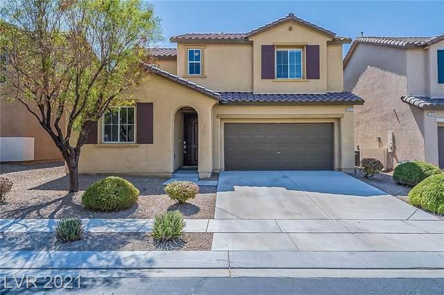 2317 Cardona Court, North Las Vegas, NV 89081 (MLS #2331661) :: Kypreos Team