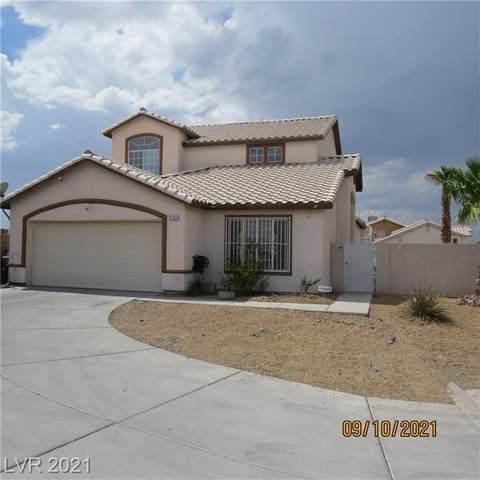 2107 Bridle Wreath Lane, Las Vegas, NV 89156 (MLS #2331690) :: Hebert Group   eXp Realty