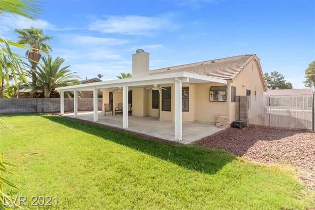 4808 S W. Evergreen Glen Dr Parkway, Las Vegas, NV 89130 (MLS #2331703) :: Signature Real Estate Group