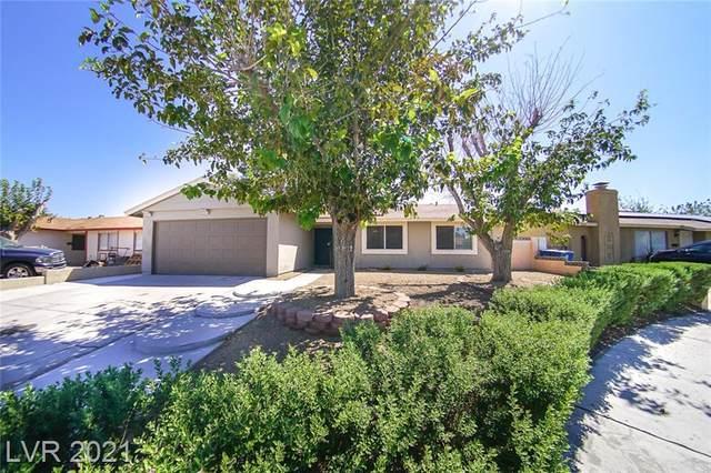 4145 Delling Circle, Las Vegas, NV 89104 (MLS #2331727) :: The Perna Group
