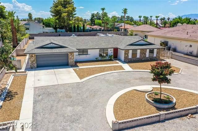 5835 Doe Avenue, Las Vegas, NV 89146 (MLS #2331739) :: Hebert Group | eXp Realty