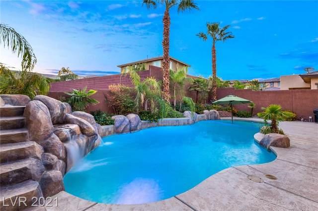 5475 Sawleaf Road, Las Vegas, NV 89135 (MLS #2331743) :: The Perna Group