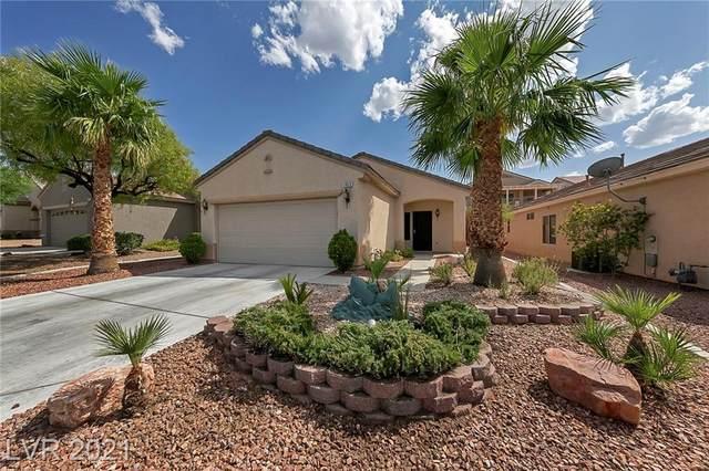 1815 Basalt Mesa Avenue, Henderson, NV 89012 (MLS #2331749) :: Keller Williams Realty