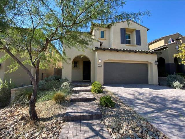 11839 Corenzio Avenue, Las Vegas, NV 89138 (MLS #2331750) :: Galindo Group Real Estate