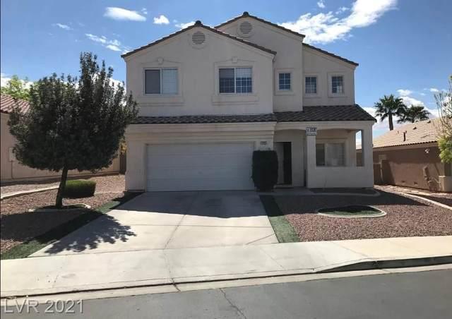 1241 Diamond Valley Street, Henderson, NV 89052 (MLS #2331751) :: Coldwell Banker Premier Realty