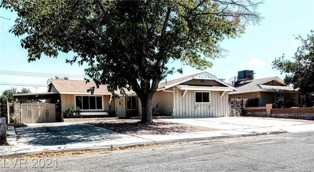 300 Wildrose Street, Las Vegas, NV 89107 (MLS #2331762) :: Lindstrom Radcliffe Group