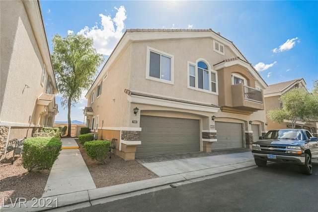6453 Za Zu Pitts Avenue #103, Las Vegas, NV 89122 (MLS #2331765) :: Jeffrey Sabel