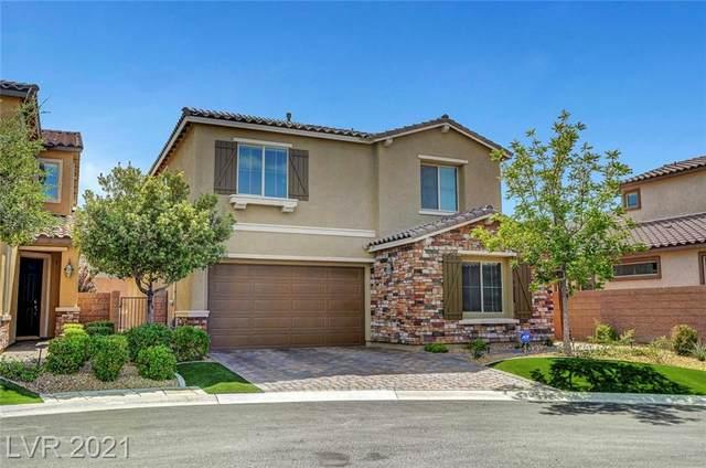 3409 Iron Hagen Court, Las Vegas, NV 89141 (MLS #2331767) :: Hebert Group | eXp Realty
