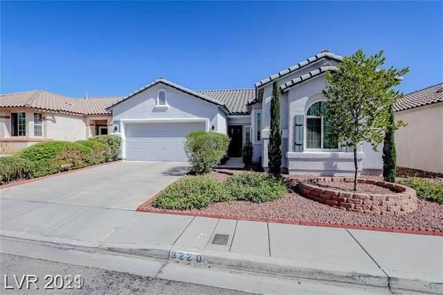 3220 Cherum Street, Las Vegas, NV 89135 (MLS #2331770) :: Galindo Group Real Estate
