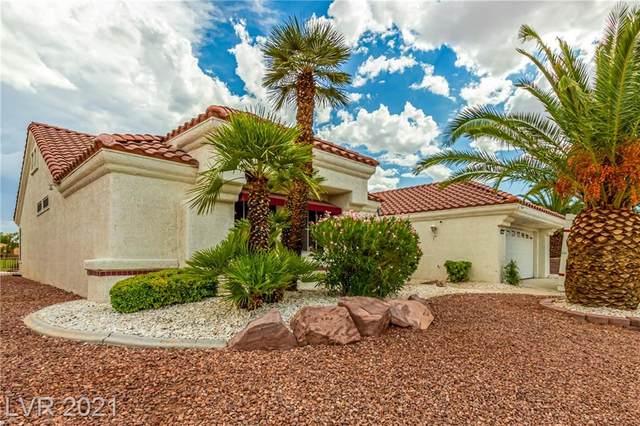 2640 Golfside Drive, Las Vegas, NV 89134 (MLS #2331780) :: Keller Williams Realty