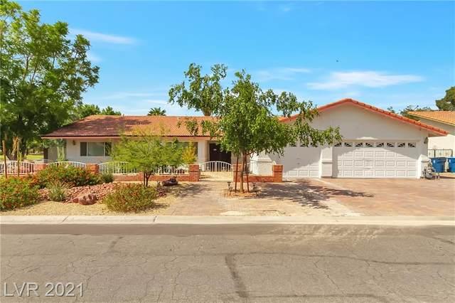 1700 Carlos Drive, Las Vegas, NV 89123 (MLS #2331782) :: Lindstrom Radcliffe Group
