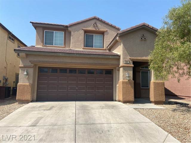 5061 Teal Petals Street, North Las Vegas, NV 89081 (MLS #2331807) :: Signature Real Estate Group