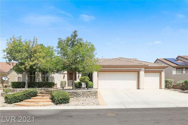 2940 Sumter Valley Circle, Henderson, NV 89052 (MLS #2331814) :: Custom Fit Real Estate Group