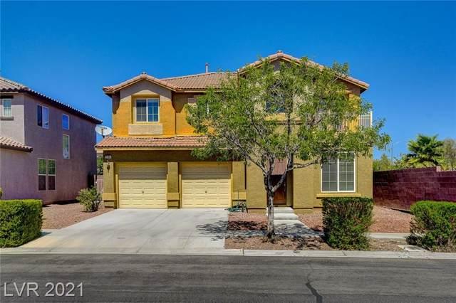 9104 Ironstone Avenue, Las Vegas, NV 89143 (MLS #2331824) :: Lindstrom Radcliffe Group