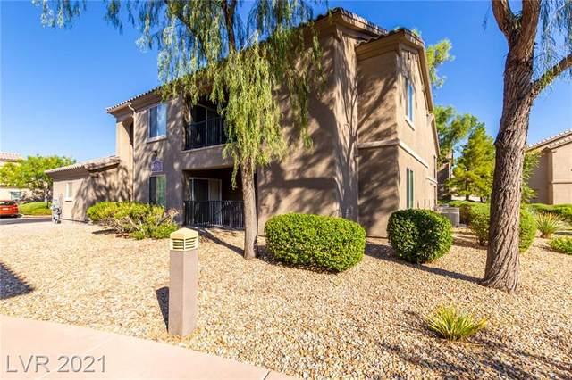 6680 Caporetto Lane #104, North Las Vegas, NV 89084 (MLS #2331831) :: The TR Team