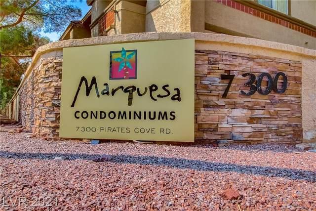 7300 Pirates Cove Road #2030, Las Vegas, NV 89145 (MLS #2331835) :: Lindstrom Radcliffe Group