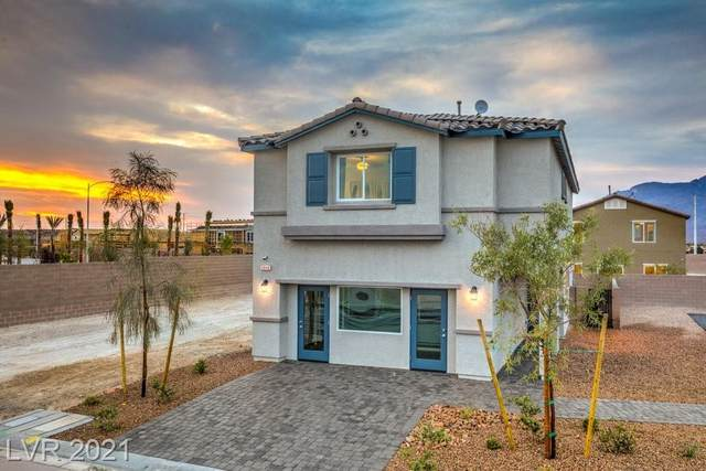 3903 Ramura Avenue #33, North Las Vegas, NV 89084 (MLS #2331855) :: Hebert Group | eXp Realty
