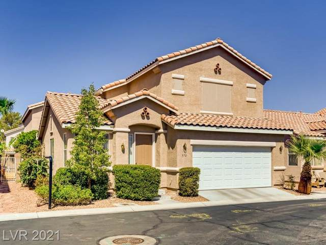970 Park Bridge Avenue, Las Vegas, NV 89123 (MLS #2331856) :: Vestuto Realty Group