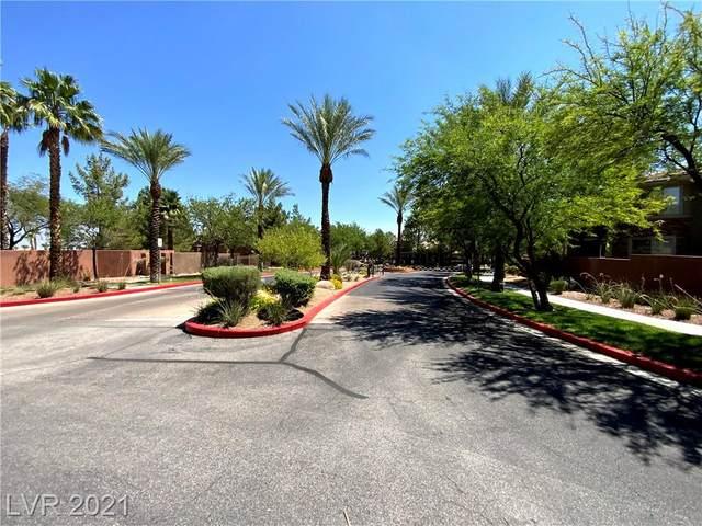800 Peachy Canyon Circle #103, Las Vegas, NV 89144 (MLS #2331858) :: Hebert Group | eXp Realty
