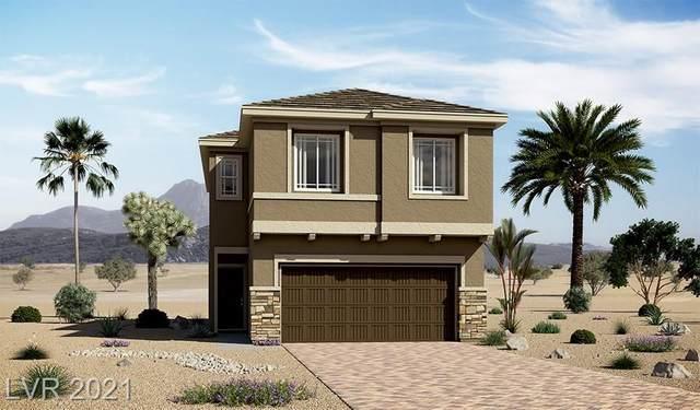 6331 Starlit Sky Street, North Las Vegas, NV 89081 (MLS #2331859) :: Hebert Group | eXp Realty