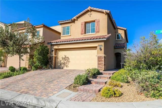 10473 Asana Street, Las Vegas, NV 89178 (MLS #2331867) :: Hebert Group | eXp Realty