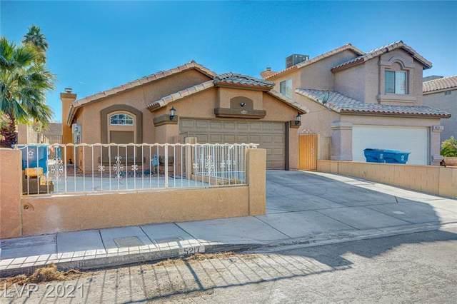 5217 Sandstone Drive, Las Vegas, NV 89142 (MLS #2331869) :: Hebert Group | eXp Realty
