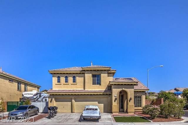 3132 Winter Sunset Avenue, North Las Vegas, NV 89081 (MLS #2331872) :: Hebert Group   eXp Realty