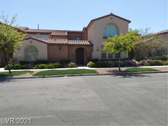11375 Belmont Lake Drive #102, Las Vegas, NV 89135 (MLS #2331876) :: The Melvin Team