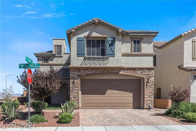 6688 Bristle Falls Street, Las Vegas, NV 89149 (MLS #2331877) :: Lindstrom Radcliffe Group