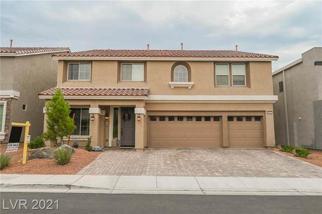 9876 Parador Cellars Court, Las Vegas, NV 89141 (MLS #2331893) :: Hebert Group | eXp Realty