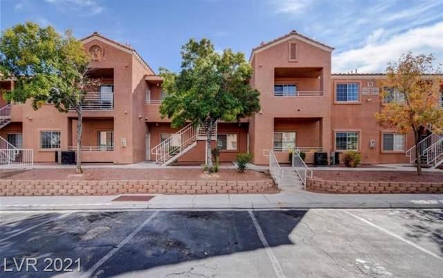3318 N Decatur Boulevard #2103, Las Vegas, NV 89130 (MLS #2331923) :: Hebert Group | eXp Realty
