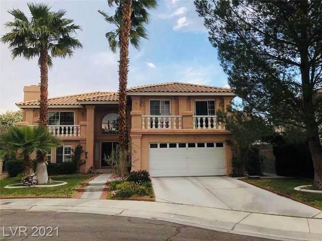 9452 Navy Blue Court, Las Vegas, NV 89117 (MLS #2331933) :: Hebert Group | eXp Realty
