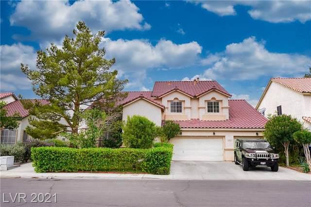 1421 Lime Point Street, Las Vegas, NV 89110 (MLS #2331937) :: Lindstrom Radcliffe Group