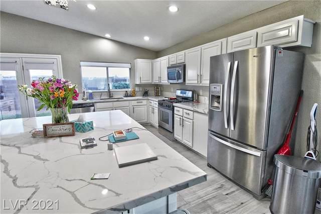 4405 Valley Quail Way, North Las Vegas, NV 89084 (MLS #2331955) :: Hebert Group | eXp Realty