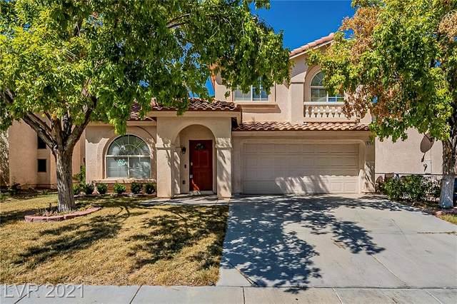 9755 Silver Harvest Court, Las Vegas, NV 89183 (MLS #2331964) :: The Chris Binney Group | eXp Realty