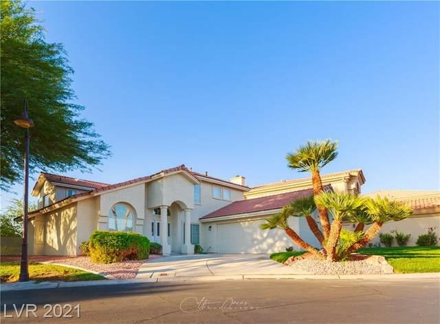 7809 Astral Avenue, Las Vegas, NV 89149 (MLS #2331970) :: Signature Real Estate Group