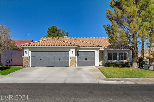 3429 Camsore Point Lane, Las Vegas, NV 89129 (MLS #2331977) :: Keller Williams Realty