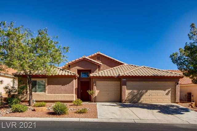 8876 Frasure Falls Avenue, Las Vegas, NV 89178 (MLS #2331981) :: Keller Williams Realty