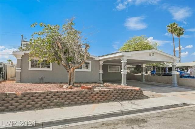 5209 Westleigh Avenue, Las Vegas, NV 89146 (MLS #2331987) :: Hebert Group | eXp Realty