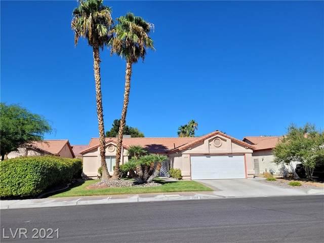 2809 Gentilly Lane, Las Vegas, NV 89108 (MLS #2332001) :: Keller Williams Realty